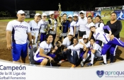 APROQUEN gana IX Liga de Softball Modificado
